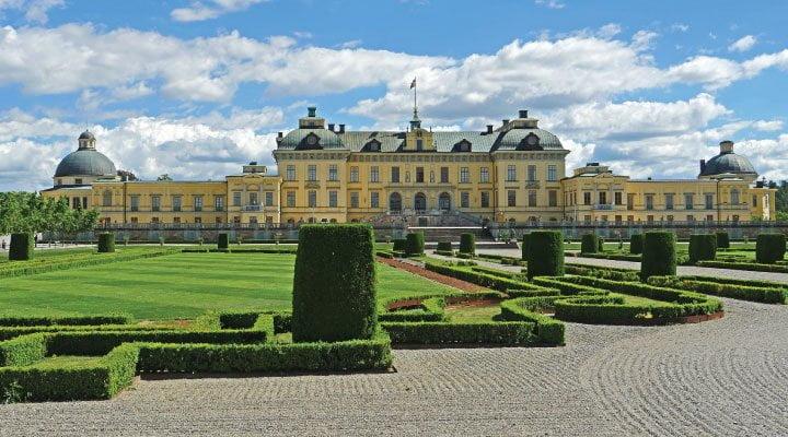 Palacio Drottningholms