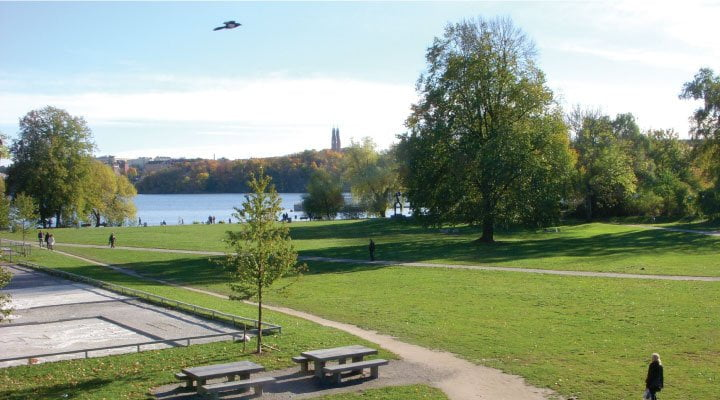 Ralambshovs parken