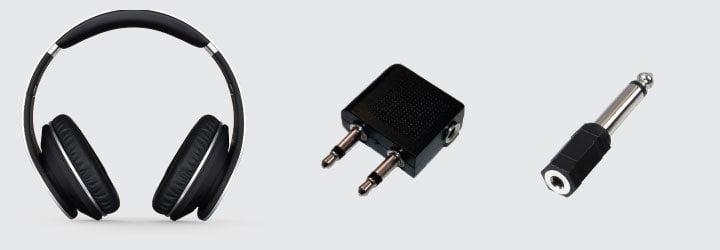 adaptador auriculares