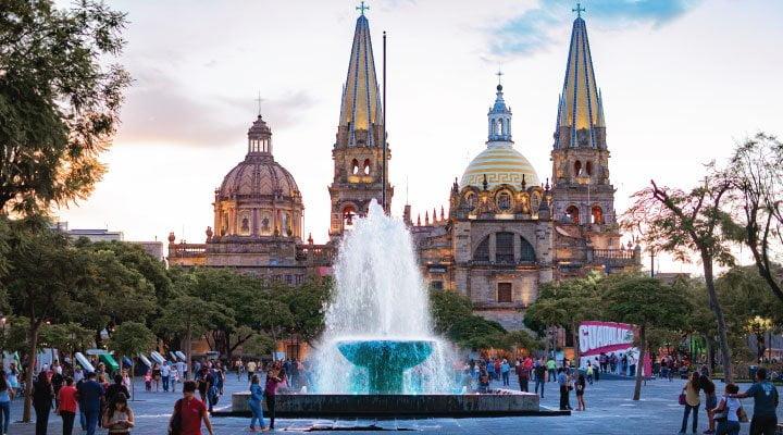 guadalajara mejores ciudades para vivir mexico