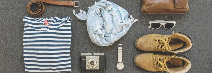 muda ropa viaje