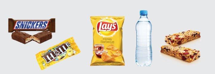 snacks viaje