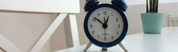 tiempo espera