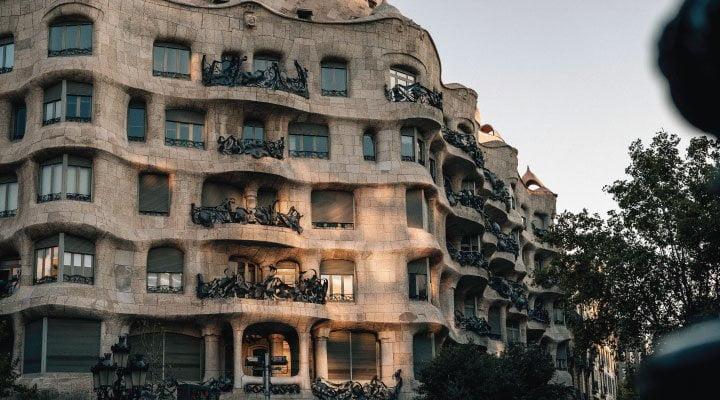 casa mila que hacer en barcelona