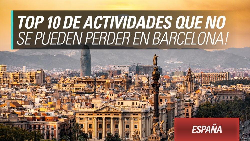 que hacer en barcelona actividades