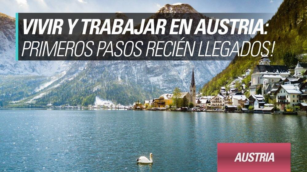 vivir trabajar en austria