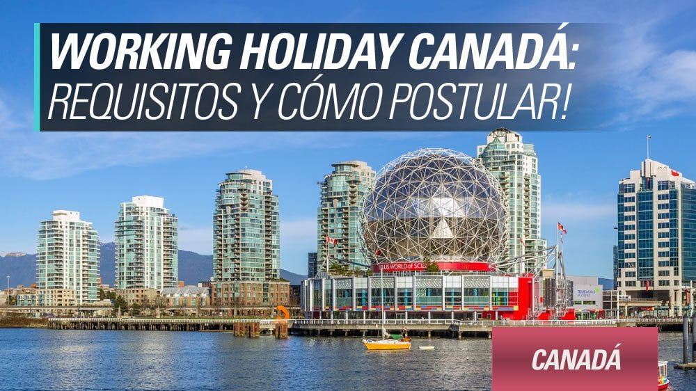 working holiday canada