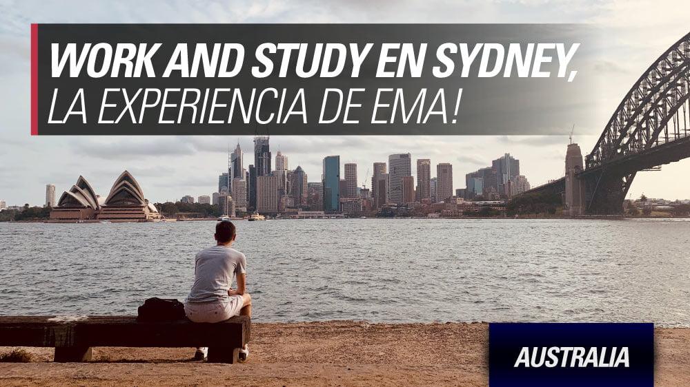 experiencia ema estudiar sydney