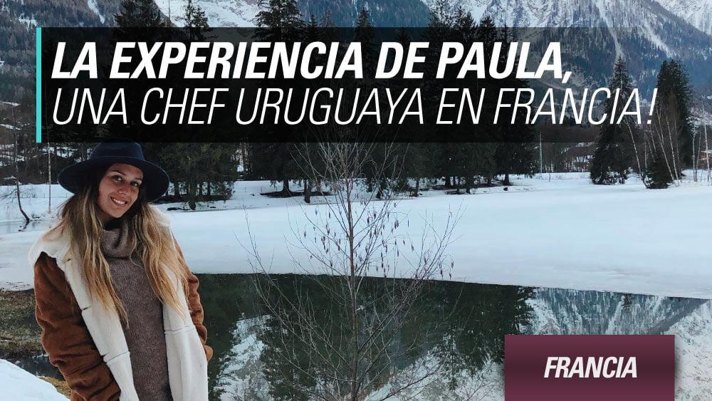 paula chef uruguaya en francia