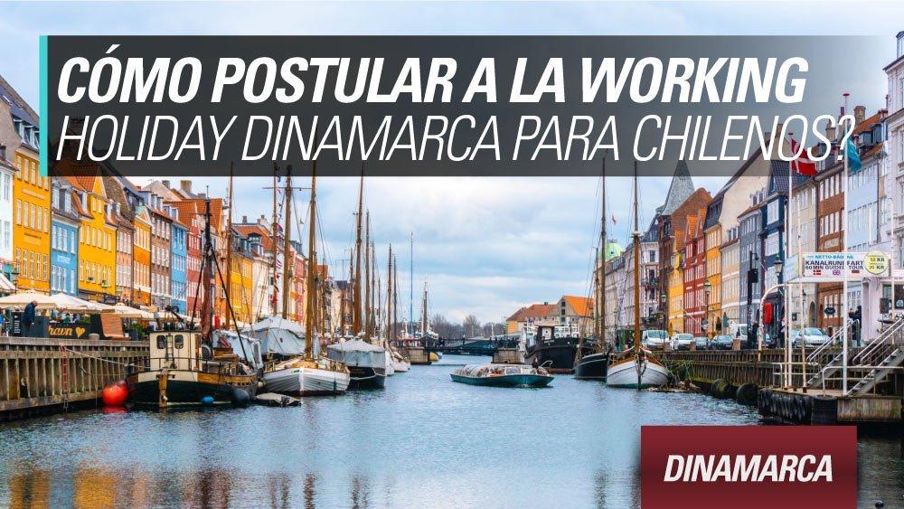 postular working holiday dinamarca