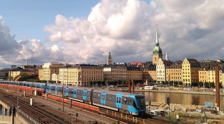 principales ciudades suecia