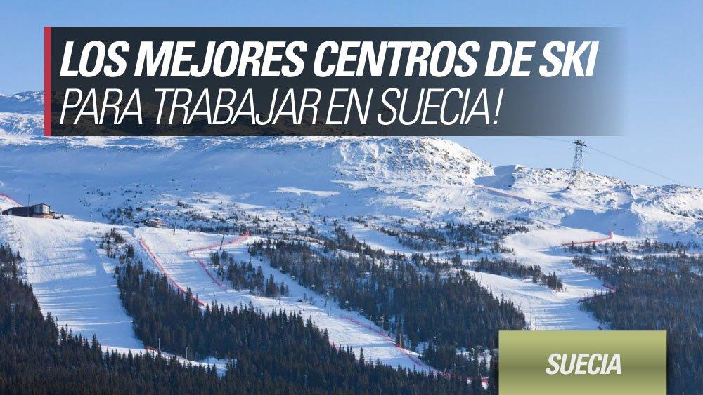 centros ski suecia