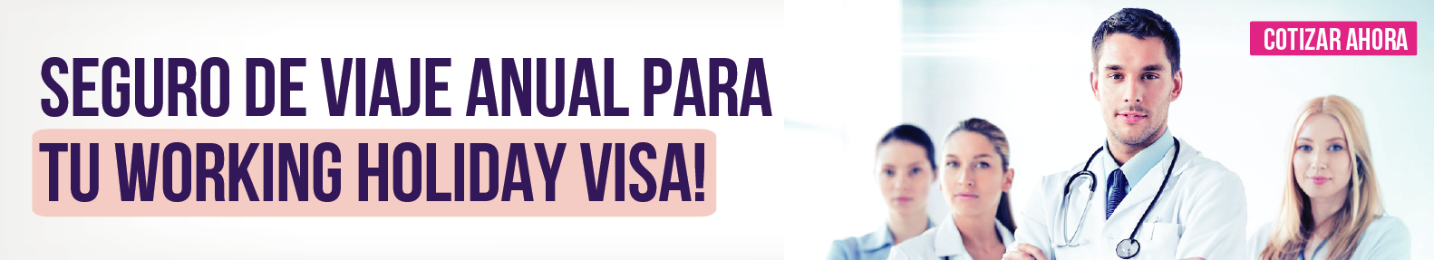 seguros de viaje working holiday suecia