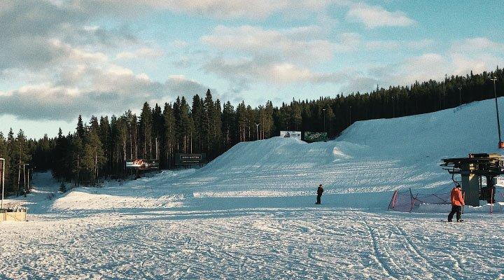 ski sweden