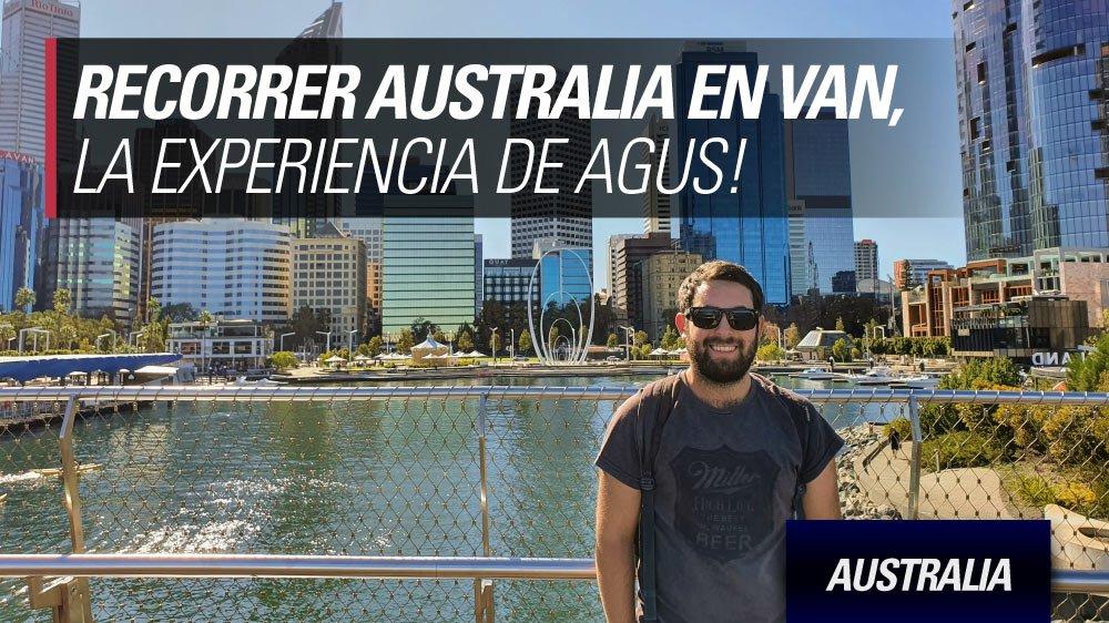 experiencia agustin australia