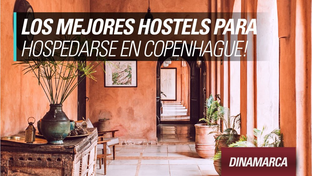 hostels hospedarse copenhague
