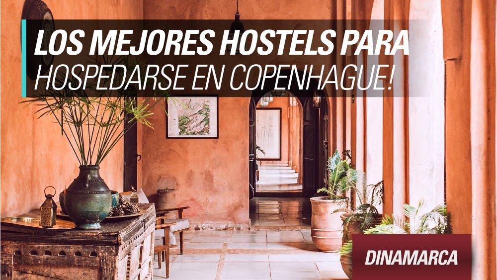 hostels hospedarse copenhague
