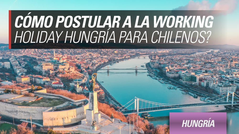 postular working holiday hungria