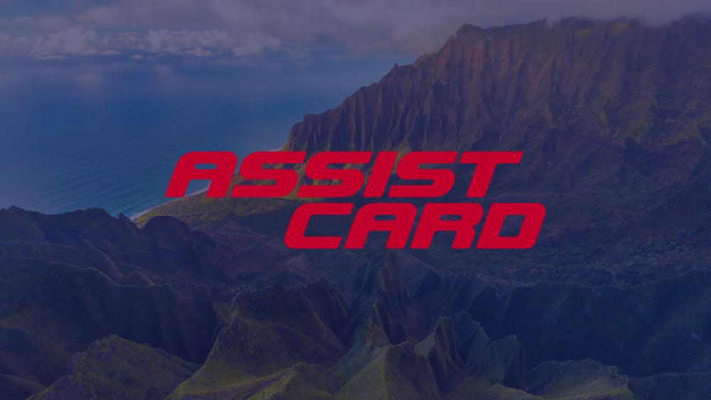 banner assist card