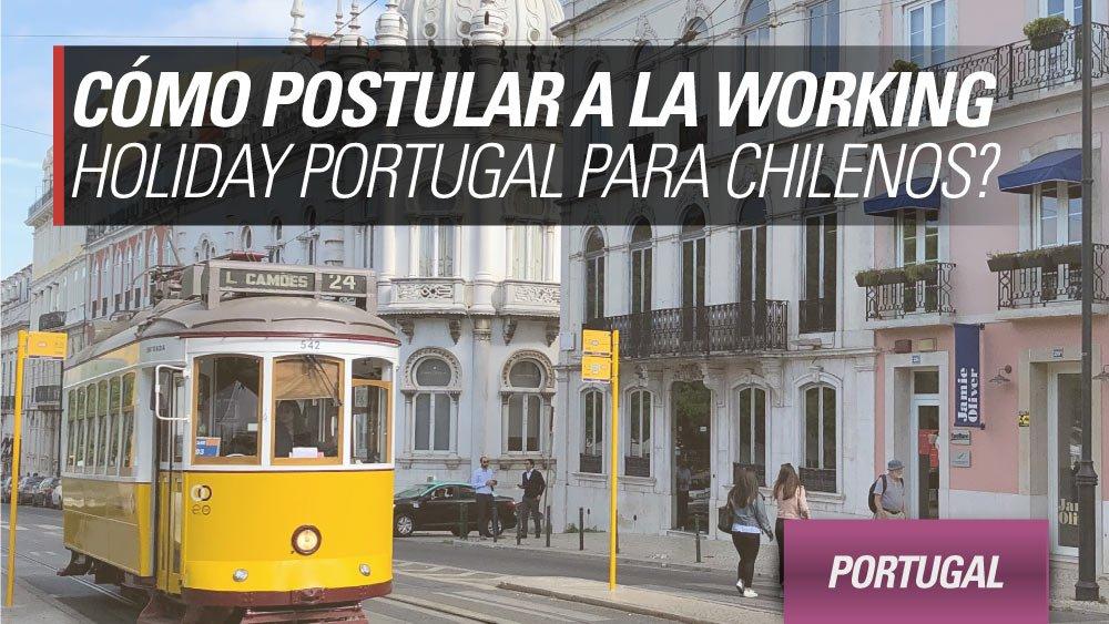postular working holiday portugal