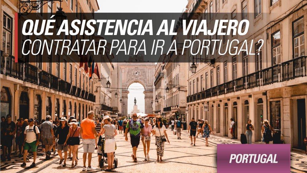 asistencia al viajero portugal