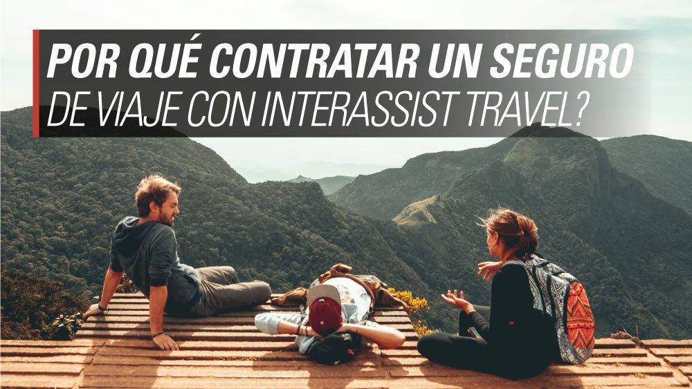 seguro de viaje interassist travel