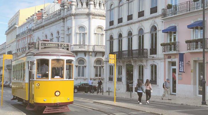 transporte portugal