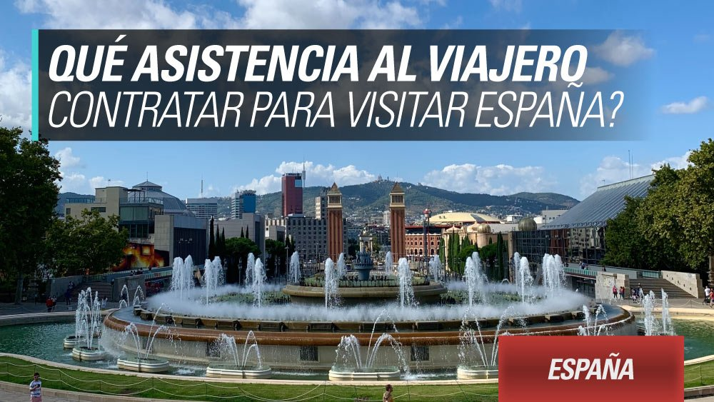 seguro de viaje espana
