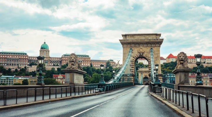 budapest hungria puente