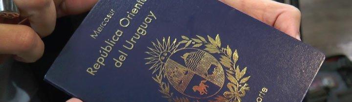 pasaporte uruguayo