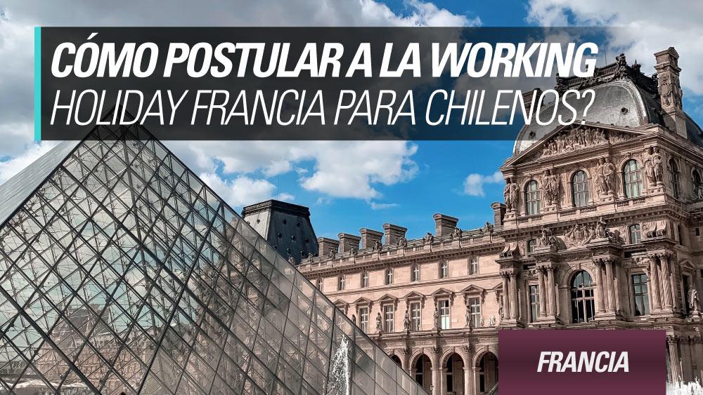 postular working holiday francia