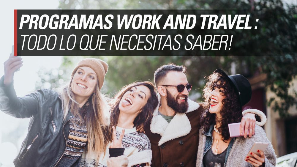 que es work and travel