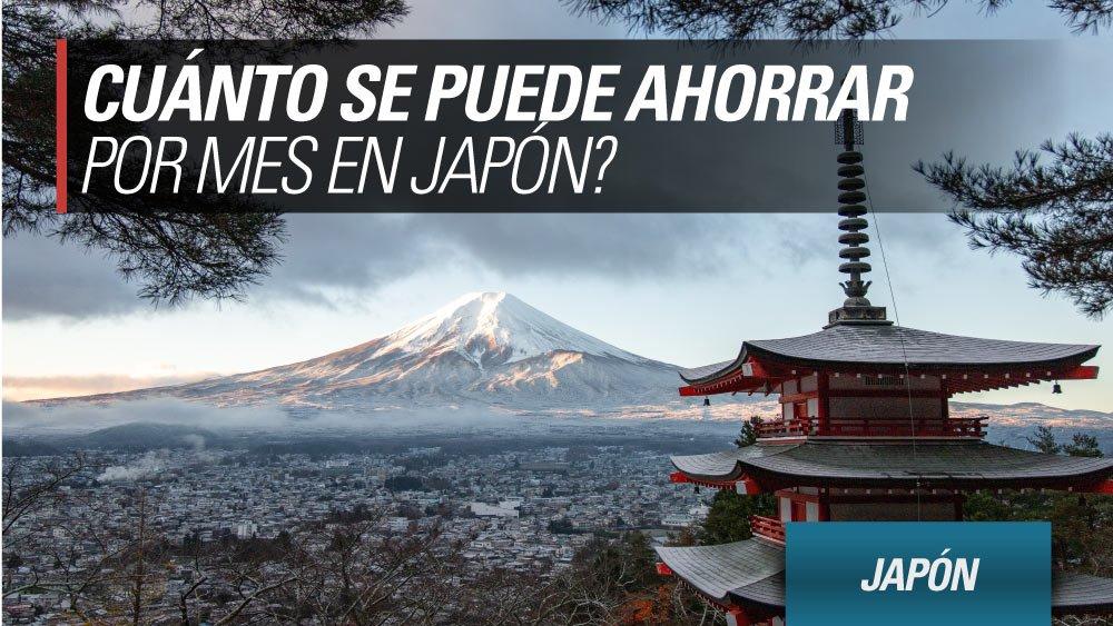 ahorro japon